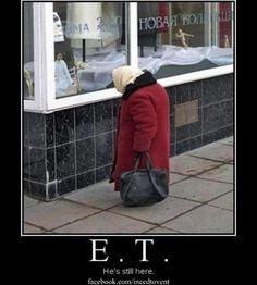 *ET window shopping...