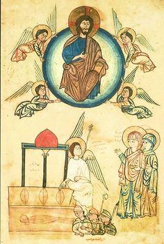 Gospel. 1319 Vaspurakan (Matenadaran, MS 7456)