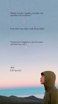 RM United Nations speech Bts Lyrics Quotes, K Quotes, Bts Qoutes, Love Songs Lyrics, Drama Quotes, True Quotes, Seokjin, Namjoon, Bts Army Bomb