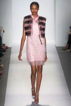 Spring 2014 RTW Dennis Basso Collection