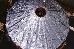 YURT INSULATION - Rainier Yurts