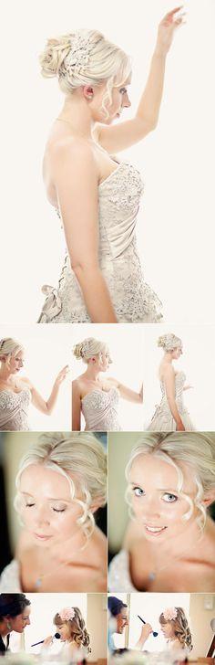 Beautiful bride #weddingphotography http://www.matildabeezley.com
