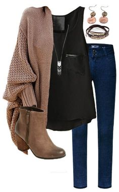 Autumnal Style Ideas for Fashion Focused Women - Classy Outfits Mode Outfits, Casual Outfits, Fashion Outfits, Womens Fashion, Fashion Ideas, Modest Fashion, Fall Winter Outfits, Autumn Winter Fashion, Fall College Outfits