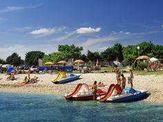 Camping Kazela, Istrië - Bungalowtenten en stacaravans van alle aanbieders Boek je op CampingScanner.nl