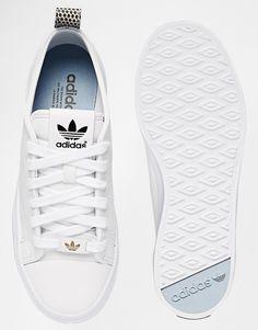 adidas Originals Honey 2.0 White Sneakers 97a3478e5d355