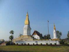 That Sikhottabong Cultural Park Thakhek