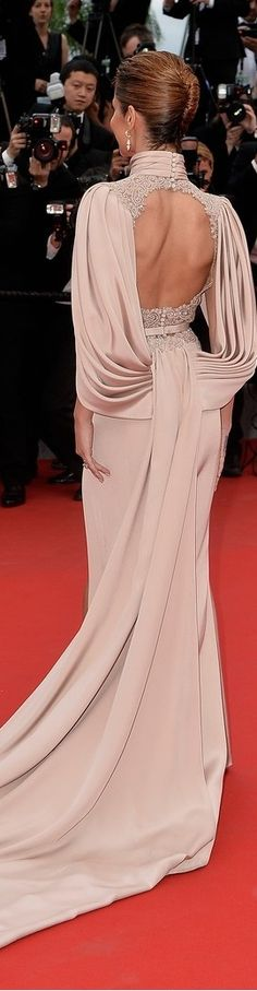#Cheryl #Fernandez-Versini in SS15 Ralph & Russo ♔ #Cannes Film Festival 2015 Red Carpet ♔