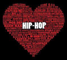 I do love me some Hip Hop