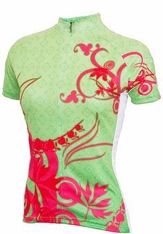 Euphoric Women's Cycling Jersey by Primal Wear