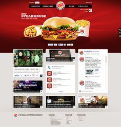 Proposta Plataforma Digital LatAm Burger King by Luiz Vareta