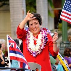 In Hawaii, Saturday's Democratic Senate primary is a whirlwind of inter-party haggling. A presidential endorsement for incumbent Sen. Brian Schatz has been overshadowed by his predecessor's dying wish that challenger Rep. Colleen Hanabusa be appointed to the seat. We look at the players (and the money) in this whirlwind Senate primary.