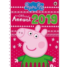Buy Peppa Pig: The Official Annual 2019 by Peppa Pig at Mighty Ape NZ. The Official Peppa Annual is the perfect Christmas gift for any Peppa fan. With three brand new stories, pictures to colour and activities to complete. Poetry Anthology, Norwegian Wood, Toys Uk, Penguin Books, Perfect Christmas Gifts, Peppa Pig, Colorful Pictures, Good Books, Amazing Books