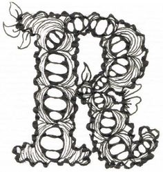 Wiggly Alphabet 'R'   Flickr - Photo Sharing!