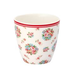 GreenGate Mini Latte Cup Millie White