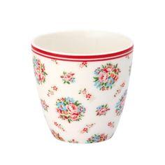 GreenGate Mini Latte Cup Millie White