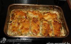 Érdekel a receptje? Kattints a képre! Hungarian Cuisine, Hungarian Recipes, Hungarian Food, New Menu, Meat Recipes, Lasagna, Bavaria, Quiche, Bacon