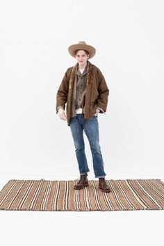 A First Look At visvim's 2016 Fall/Winter Collection Lookbook