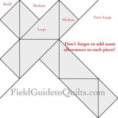 Christian Cross block diagrams Boys Quilt Patterns, Paper Piecing Patterns, Cross Patterns, Pattern Blocks, Pattern Paper, Quilting Patterns, Sewing Patterns, Quilting Frames, Quilting Tips