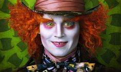 Not Johnny Depp, but the Mad Hatter. BTW, How is a Johnny Depp like a tea cup?