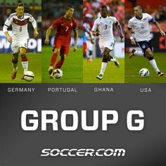 Group G World Cup 2014 Brasil