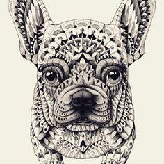 想刺这个 但又怕以后的孩子会笑我 #tattoodisign#tattoodog#tattoo#FrenchBulldog#bulldog#tianjin
