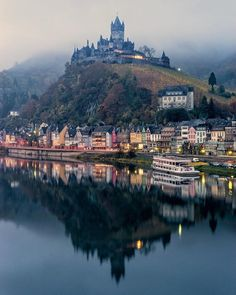 Photo by check out his feed for Mosel Germany, Places To Travel, Places To See, Landscaping Images, Imagines, Beautiful Places To Visit, Travel Abroad, Germany Travel, Travel Photography