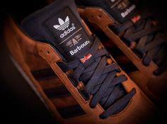 Barbour x adidas Originals 2014   AFTER SKATE