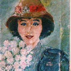 Featured Artist: Marivel Mari-Galang #MarivelMariGalang #Art #ArtforSale #ArtProfile #Artist #ArtistInsights #ArtistJourney #ArtistProfile #ArtistReflections #FeaturedArtist #FilipinaArtist #Philippines #PinayArtist #Reflections #ArtistConfessions