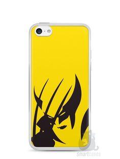 Capa Iphone 5C Wolverine - SmartCases - Acessórios para celulares e tablets   ) Acessórios Para 4dabc81fdc51a
