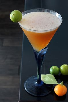 The Bicol Daiquiri: Rum, Calamansi Lime Juice, Coconut Water & Coconut Sugar Simple Syrup