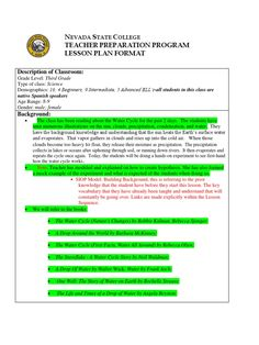 Sheltered Instruction Observation Protocol Lesson Plans And