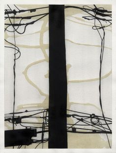Randy #Twaddle - Distribution Line Drawing #3, 2011