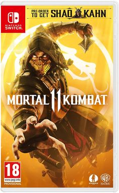 Buy Mortal Kombat 11 from our Nintendo Switch range at Sanity Online. Classic Games Games On Sale Now. Resident Evil 5, Hack And Slash, Ps4 Or Xbox One, Xbox One Games, Playstation, Call Of Duty, Duel Game, News Games, Video Games