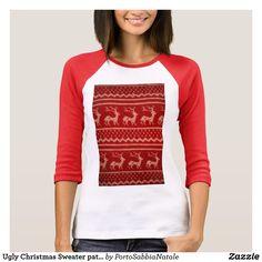Ugly Christmas Sweater pattern