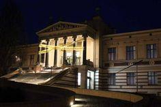 Portraitmalerei in Aquarell | Beim Gehen ein Blick auf die Galerie Alte und Neue Meister in Schwerin (c) Frank Koebsch