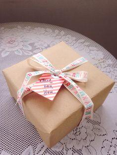 2015 Christmas gift exchange - Poh Yin