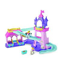 Fisher-Price Little People Disney Princess Klip Klop Stable | ToysRUs....i would have cried all the way home without this when i was little