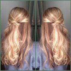 My goal hair style