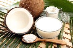 Kokosmilch hilft bei Haarausfall