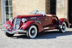 The 1935 Auburn Boattail Speedster after restoration in the UK – En Güncel Araba Resimleri Car Images, Images Photos, Car Photos, Auburn Car, Motor Car, Motor Vehicle, High Performance Cars, Unique Cars, Amazing Cars