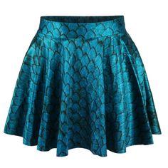 Ninimour- Sexy Retro Vintage Digital Print Skater Skirt (Adventure Time) at Amazon Women's Clothing store: