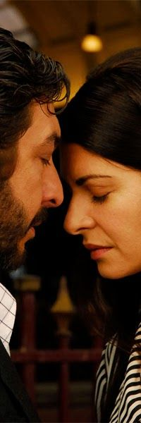 Soledad Villamil and Ricardo Darín in El Secreto De Sus Ojos /  The Secret in their eyes  (Juan José Campanella, 2009)