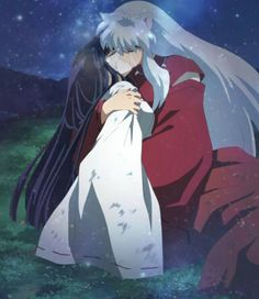 Kikyo and Inuyasha - The Final Act <3