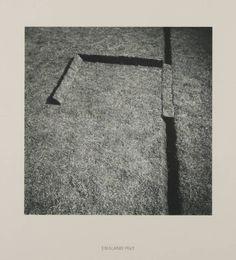 Richard Long – Turf Sculpture, 1967