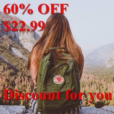 Fjallraven Kanken Backpack #Kanken, #Fjallraven, #Backpack Kanken Backpack, Swagg, Fitspiration, Fall Decor, Baby Gifts, Natural Hair Styles, Beauty Hacks, Crafts For Kids, Dream Wedding