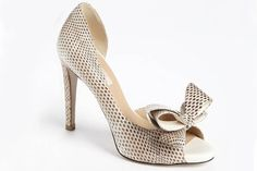 Sapatos Valentino Couture