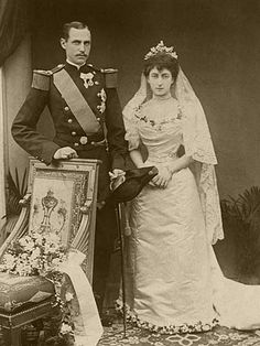 Prins Carl of Denmark married Princess Maud of Wales 1896. In 1905the became King and Queen of Norway