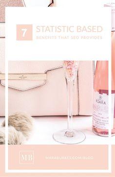 7 statistic based benefits of SEO   Mara Burkes Creative   Bloglovin'