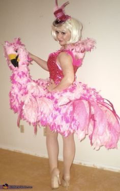 Birds of a Feather Costumes - Halloween Costume Contest