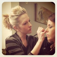 Amanda: an outstanding stylist that will make you feel at ease and leave you looking beautiful.